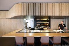 Kamo Japanese Restaurant Brussels, Belgium