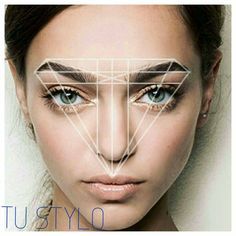 rostro perfecto in 2020 Eyebrow Makeup Tips, Permanent Makeup Eyebrows, Contour Makeup, Glam Makeup, Beauty Makeup, Eye Makeup, Eyebrows Sketch, Mircoblading Eyebrows, Eyebrow Design