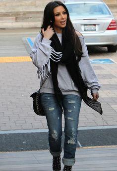kim kardashian style - Google Search