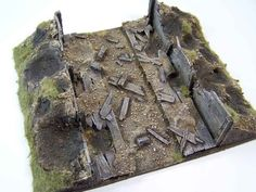 NQ #29 Additional Trenches http://privateerpressforums.com/showthread.php?18044-NQ-29-Additional-Trenches