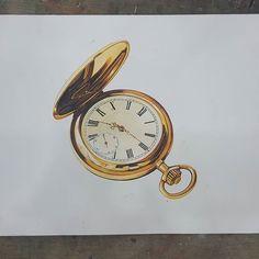 회중시계 (스틸)