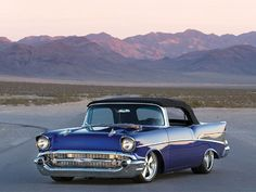 custom 1957 chevy