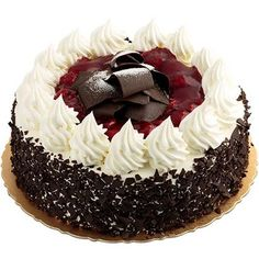 Order online almond chocolate chips dry cake to vizag and also provide free home delivery and mid night delivery. Yummy and tasty cake to www.vizagfood.com. Also available eggless cake.