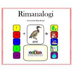 Rimanalogi - Notebook (digital)