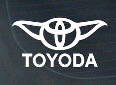 #MaytheFourth #MaytheFourthbeWithYou #Toyoda #StarWars #ThursdayFun