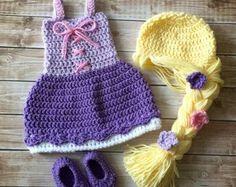 crochet princess belle dress - Google Search