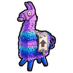 Fortnite llama coloring page super fun coloring pages pinterest coloring pages drawings - Lama pictures fortnite ...