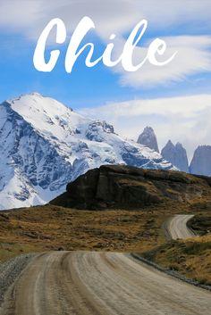 Chile: Beeindruckende Landschaften mit Bergen, Gletschern, Fjorden sowie Seen - das ist Patagonien mit dem Torres del Paine Nationalpark.