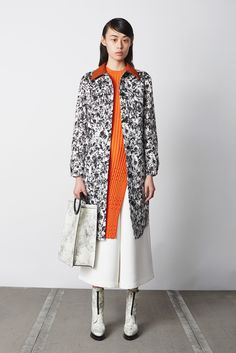 orange under piece - Opening Ceremony Fall 2015 Ready-to-Wear - Collection - Gallery - Style.com