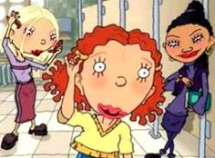 As Told By Ginger (!)