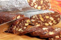 Сладкая колбаска  А этот рецепт мне больше понравился:  http://gotovim-doma.ru/forum/viewtopic.php?p=404796