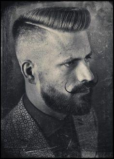 bigbadbeards: Flattop/Scumbag Boogie - Schorem Haarsnijder En Barbier via facebook