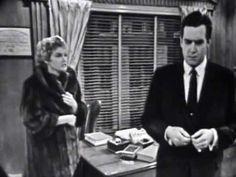 Raymond Burr - Screen Test as 'Perry Mason' (1956)