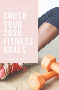 Crush your fitness goals and become a happier healthier you