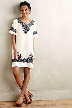 Loka Tunic Dress #anthropologie