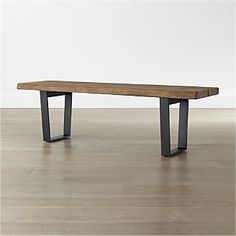 Yukon Small Coffee Table-Bench Dining room?