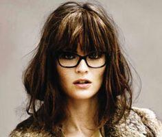 Glasses/Bangs