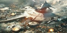 Dive into the art ofJanUrschel an artist who's recently worked on projects as Star Citizen, Assassin's Creed 4, Star Wars 1313, Star Wars: First Assault.