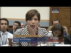 """""""I should have been delivered dead that day as a successful abortion."""" Melissa Ohden Testifies Before Congress on Abortion #DefundPlannedParenthood - YouTube"""