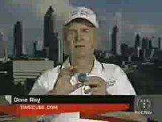 time cube - gene ray interview