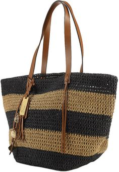 bags striped large - Google Search