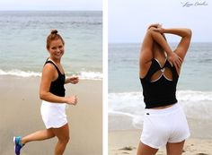 This workout wear has the cutest details!