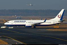 VQ-BSS Orenair (Orenburg Airlines) Boeing 737-8AS(WL)