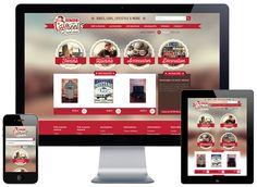 Retro Wheels est une boutique en ligne spécialisée dans la vente de vêtements prêt à porter homme et femme, d'accessoires et d'objets de décorations dans l'univers du rétro : http://www.evolutiveweb.com/nos-realisations/retro-wheels-16.html