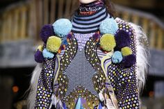 Manish Arora at Paris Fashion Week Fall 2016 (Details)