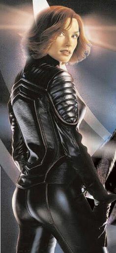 Famke Janssen as Doctor Jean Grey - X-Men by Bryan Singer