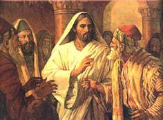 """August 21st - Matthew 22:34-40: When the Pharisees heard that Jesus had silenced the Sadducees, they gathered together, and one of them, a scholar of the law, tested him by asking, """"Teacher, which commandment in the law is the greatest?"""" He said to him, """"You shall love the Lord, your God, with all your heart, with all your soul, and with all your mind. This is the greatest and the first commandment. The second is like it: You shall love your neighbor as yourself."""