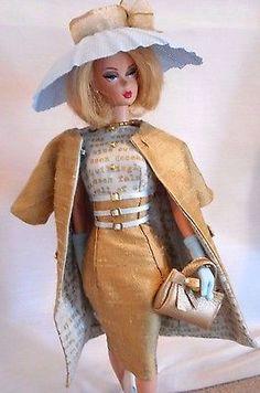 OOAK Silkstone Vintage Barbie  Handmade Fashion Royalty Poppy Parker by  Mary      eBay