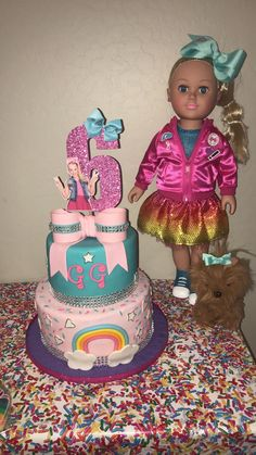 Jojo Siwa 7th Bday