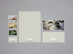 Lovely food-inspired business card designs
