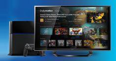 New Dailymotion service on PS4 | Wiztivi by LEBRUN Séverine _ 2015