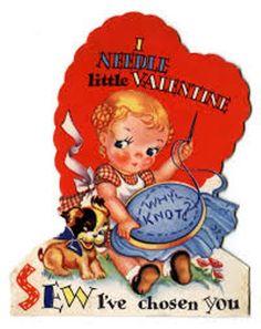 Vintage Valentine Day Card My Funny Valentine, Valentine Poster, Vintage Valentine Cards, Little Valentine, Vintage Greeting Cards, Vintage Holiday, Valentine Day Cards, Vintage Postcards, Happy Valentines Day