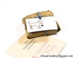 Personalized stamps gift