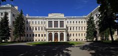 Anichkov Palace, St. Petersburg, home of Alexander III and Dowager Empress Marie.