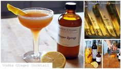 """the winter CSA"": squash-infused vodka, ginger syrup, sherry, and lemon juice. Ginger Cocktails, Fall Cocktails, Vodka Cocktails, Martinis, Pumpkin Martini, Pumpkin Cocktail, National Vodka Day, Ginger Syrup, Vodka Recipes"