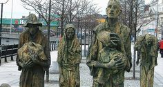 The Irish potato famine was caused by wealthy landlords who prized profit over people — and thousands starved