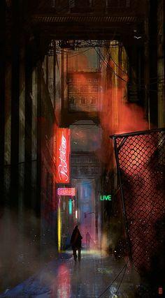 Mariama Laborde さんの Digital Painting ボードのピン | Pinterest