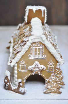 Tú eres el chef!: Casita de Pan de Jengibre (Gingerbread House)