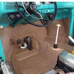 Pisos Automotive Upholstery, Car Upholstery, 1968 Chevy Truck, Vw Variant, Vw Super Beetle, Volkswagen New Beetle, Vw Vintage, Vw Cars, Vw Beetles