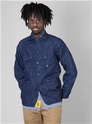 Post Overalls - Lined Engineers Jacket