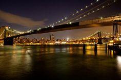 Brooklyn & Manhattan Bridge