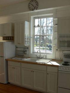 Katrina Cottage Kitchen