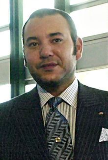 Mohammed VI of Morocco - Current King of MOROCCO.