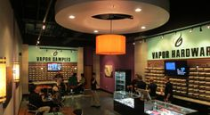 Welcome to Vapor Galleria, our unique vapor store and E Liquid tasting bar is located in Fort Worth, TX.