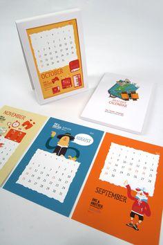 #Design #OneNAnother #SKplanet #Goods #InchulCha #Calendar Calendar Ideas, Calendar Design, Desk Calendars, Diy Desk, Scorpion, Booklet, Layout Design, Editorial, Typography