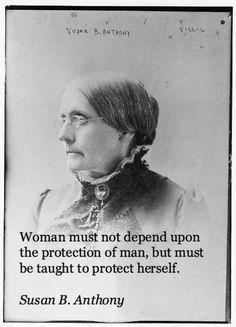 One of the inspiring quotes of Elizabeth Stanton (1815